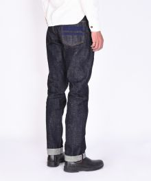 0605-82IE 16oz USxRevival Cotton Natural Tapered/Non wash