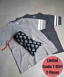 CJ301 2pcs Combo T-Shirt