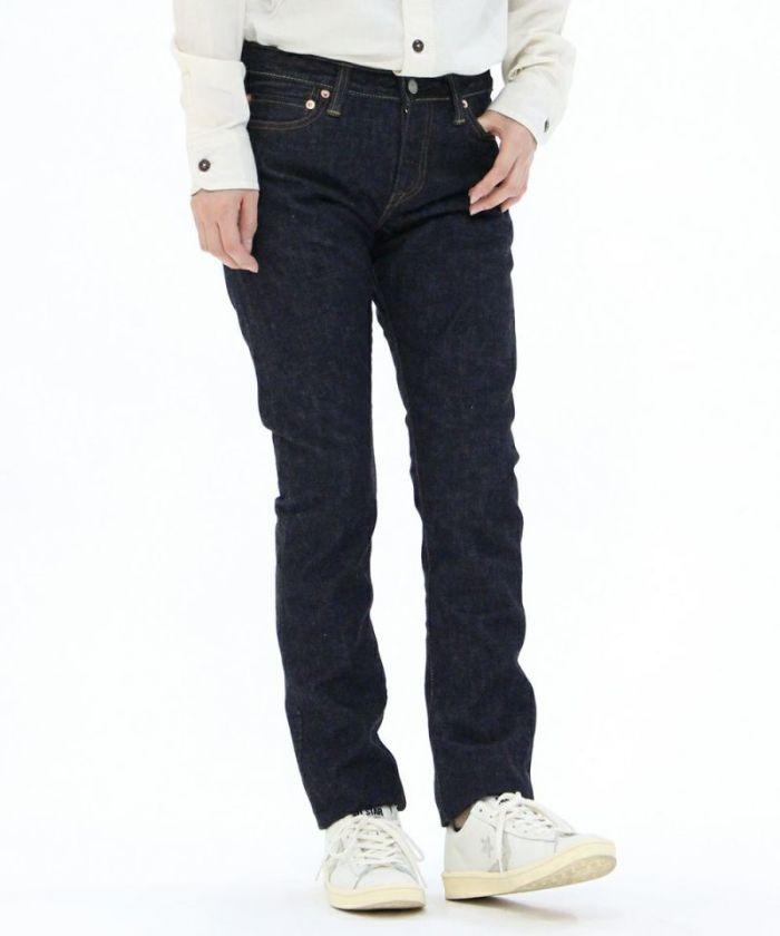 5005SP 15.7oz Zimbabwe Cotton Denim Going to Battle (GTB) Regular Rise Straight Jeans