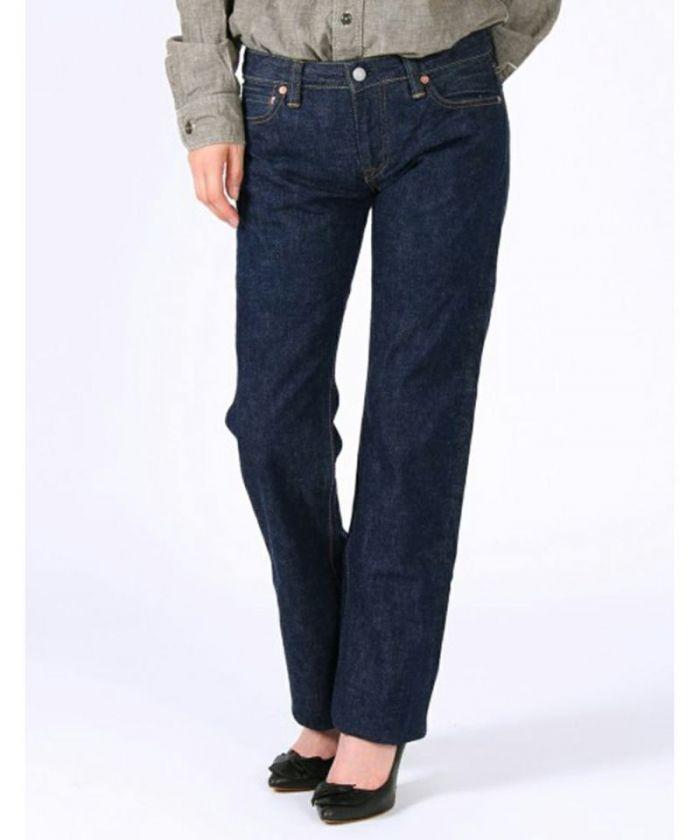 8003SP 14.7oz Zimbabwe Cotton Denim Going to Battle (GTB) Natural Straight Jeans
