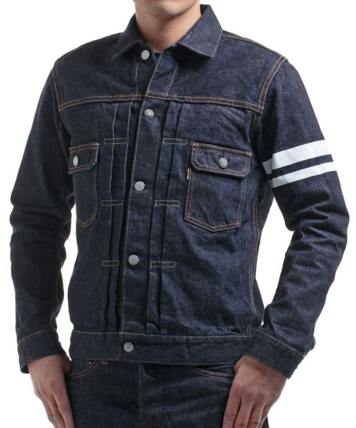 2105SP 15.7oz Zimbabwe Cotton Denim Going to Battle (GTB) Jacket