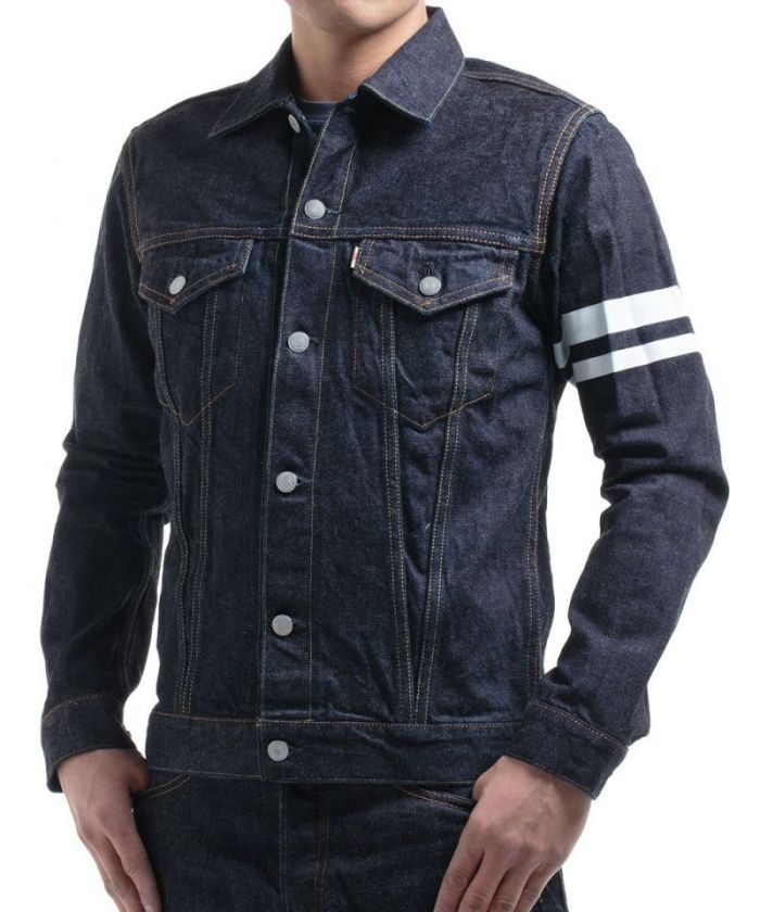 3105SP 15.7oz Zimbabwe Cotton Denim Going to Battle (GTB) Jacket