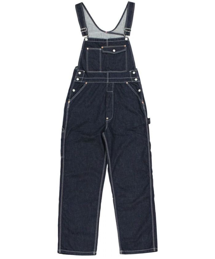 01-035 12oz Denim Going to Battle (GTB) Overall