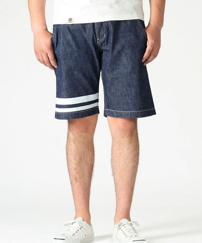 3103SP 10.5oz Going To Battle (GTB) Selvedge Denim Shorts