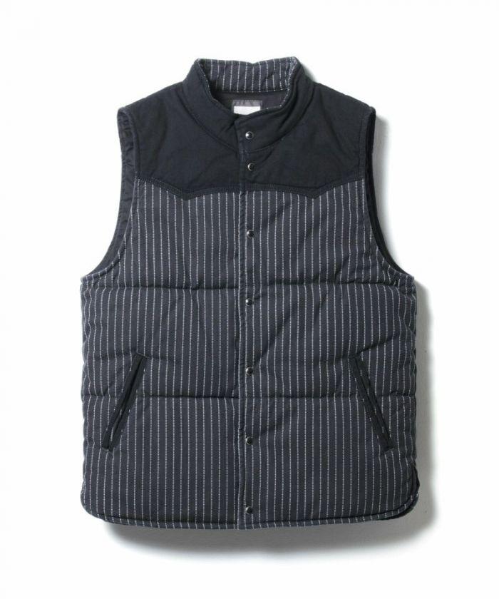 04-017 Wabash Vest (BLACK) MEN