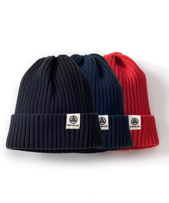 SJ012 Cotton Knit Cap