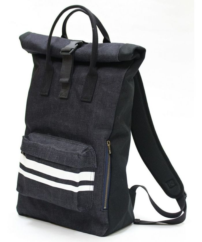 B-18 Going To Battle (GTB) Denim 2-Way Bag