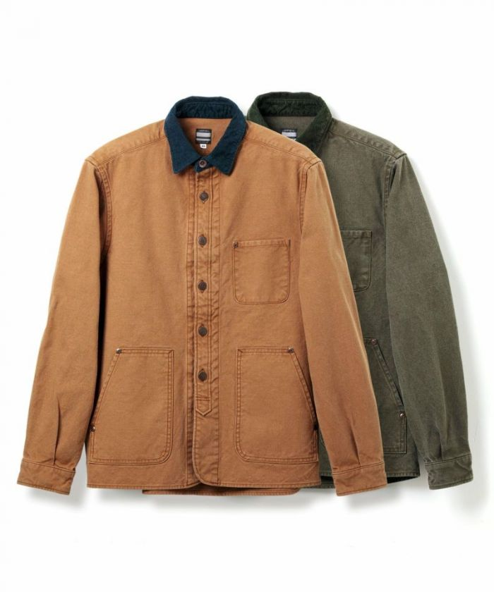 03-131 Duck Work Jacket