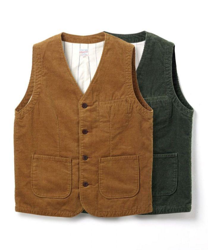 04-044 Corduroy Vest