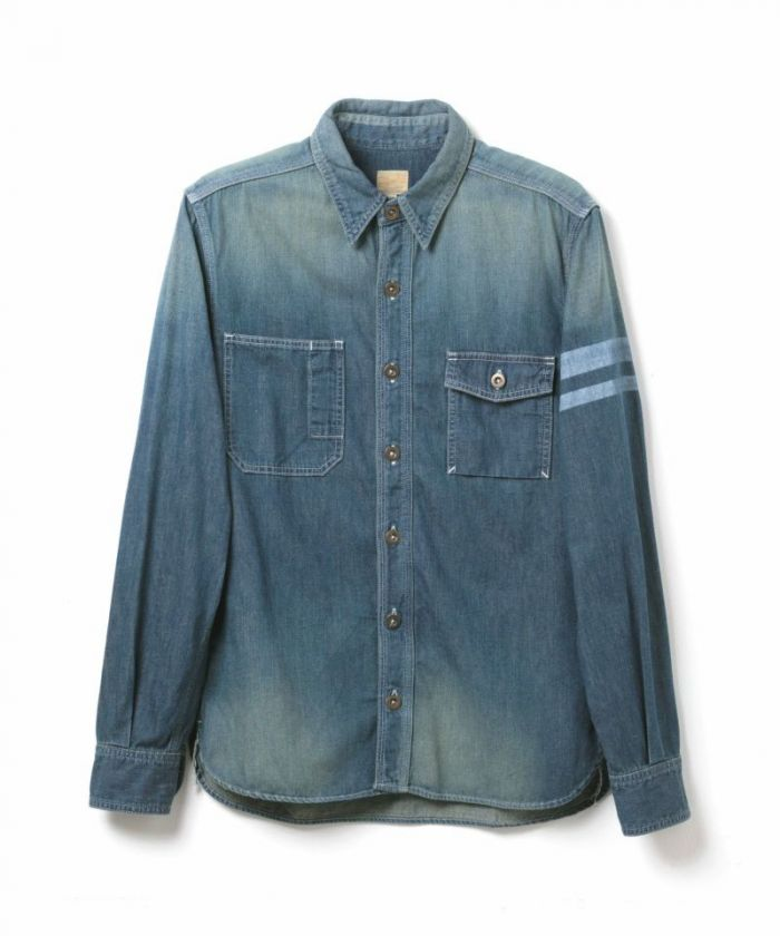 05-239 Going to Battle (GTB) Denim Work Shirt