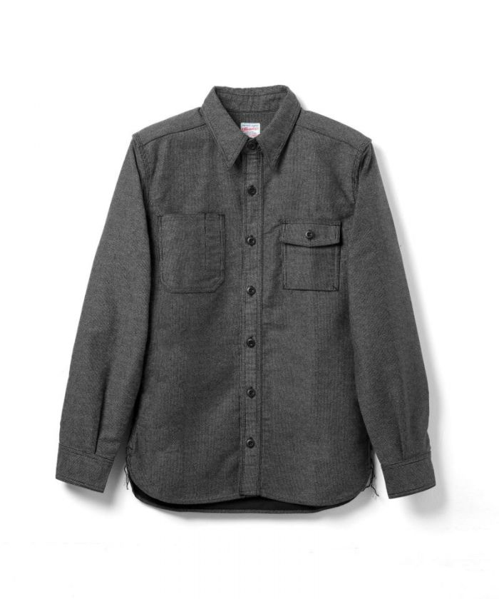 05-240 Wabash Moleskin Shirt