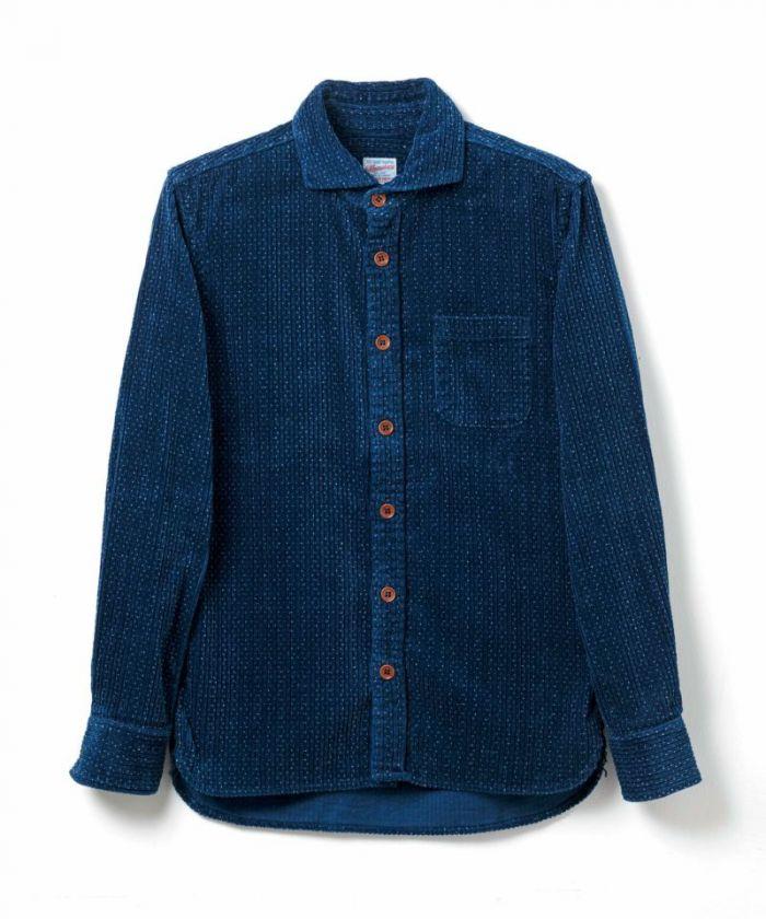05-242 Wabash Corduroy Shirt