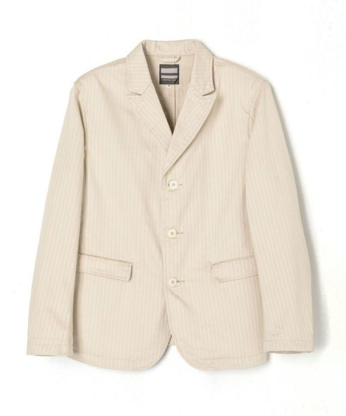 03-140 Supima Cotton Herringbone Jacket