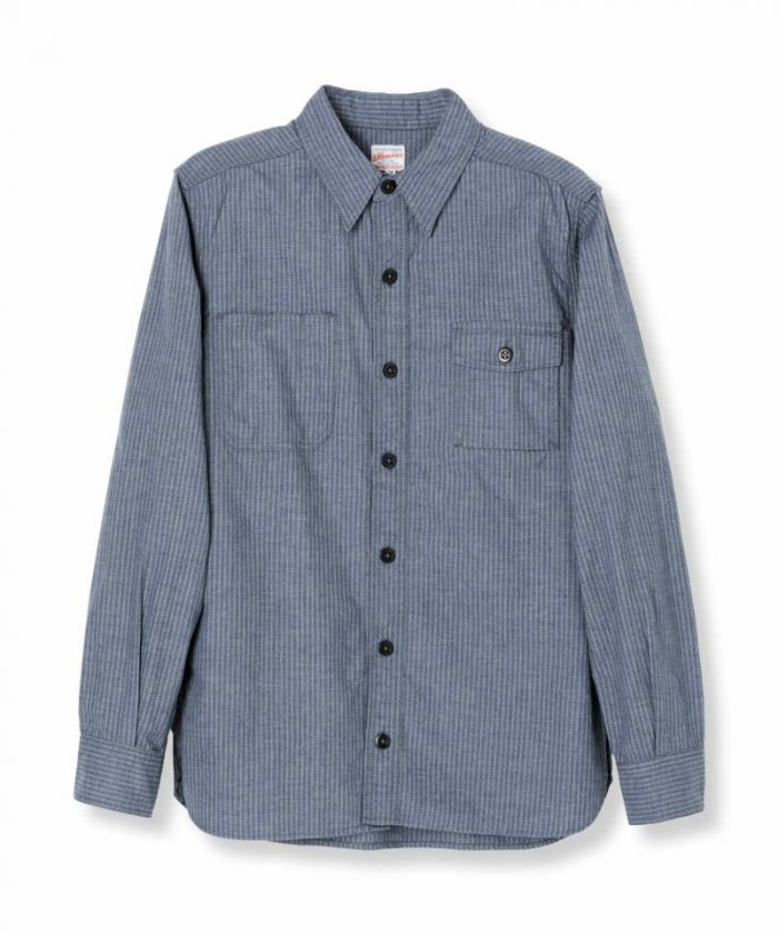 05-260 Twill Stripe Shirt