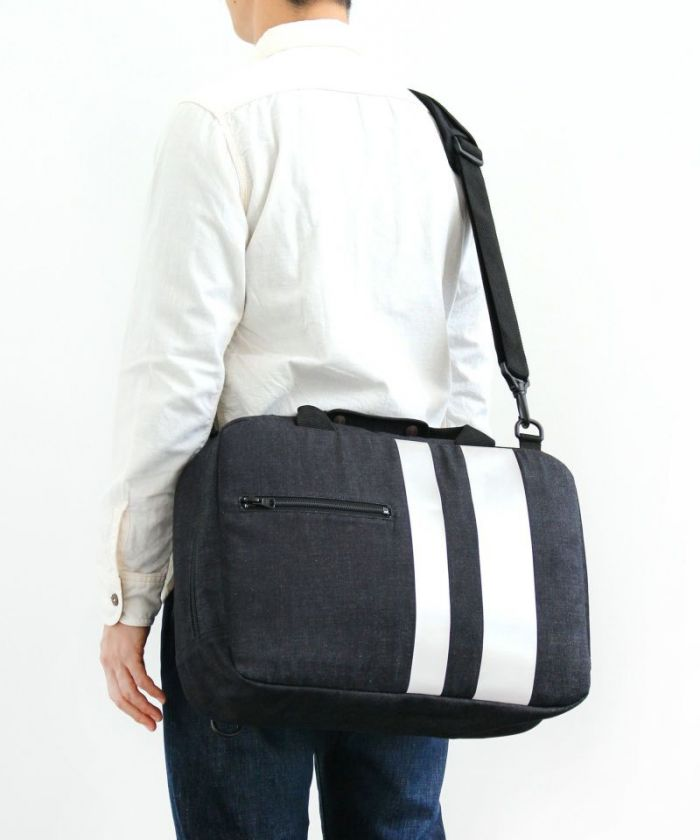 B-28 Going To Battle (GTB) 3WAY Denim Bag
