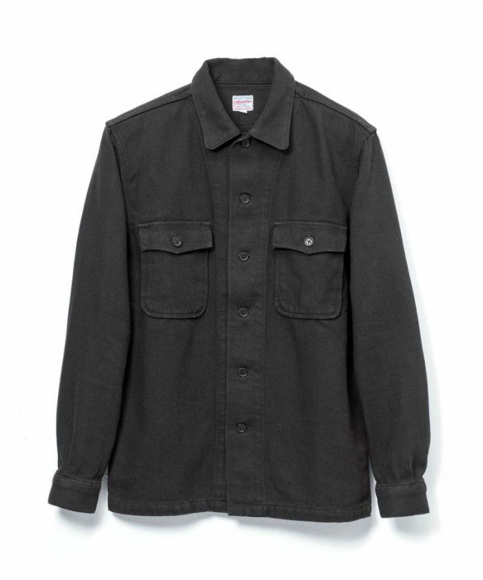 05-280 Heavy dobby shirt