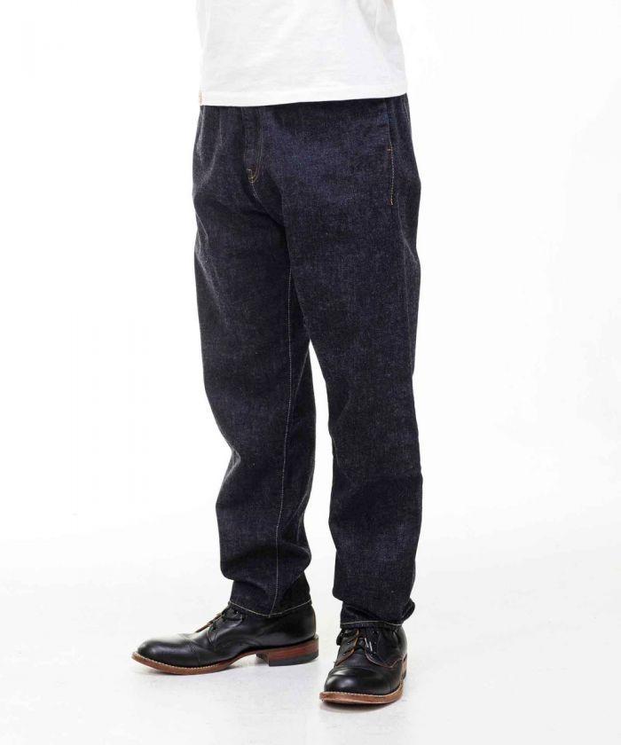 01-093 13oz Selvedge Denim Easy Pants