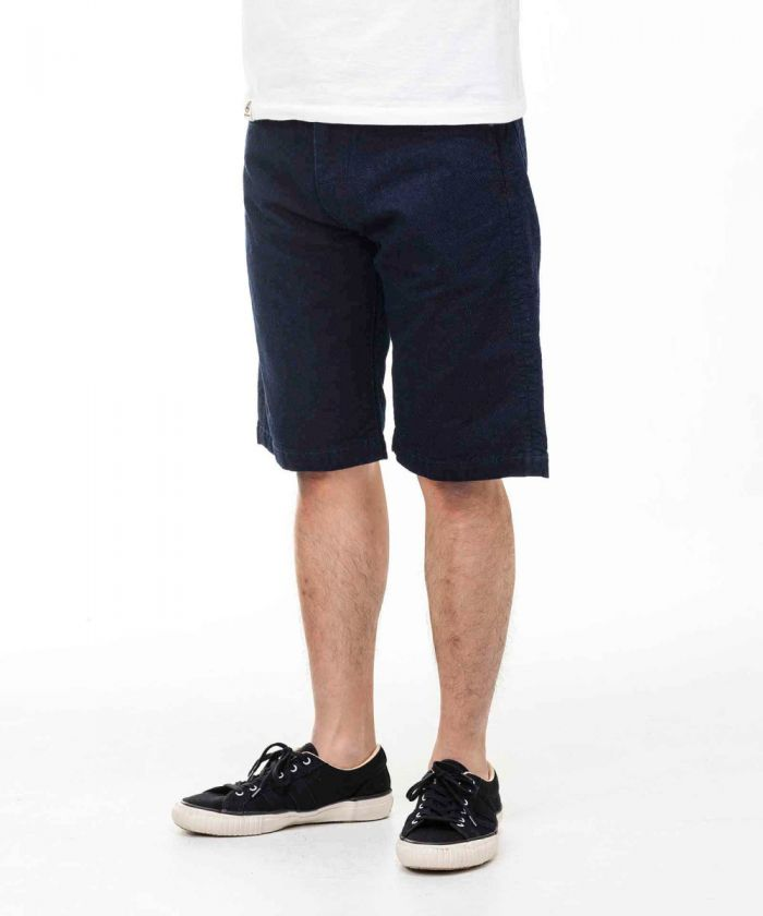 02-070 Going To Battle Dobby Combination Shorts