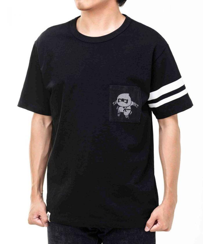 07-107 Ninja Momotaro T-Shirt