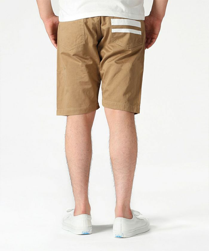 H0302SP Going to Battle (GTB) Selvedge West Point Shorts