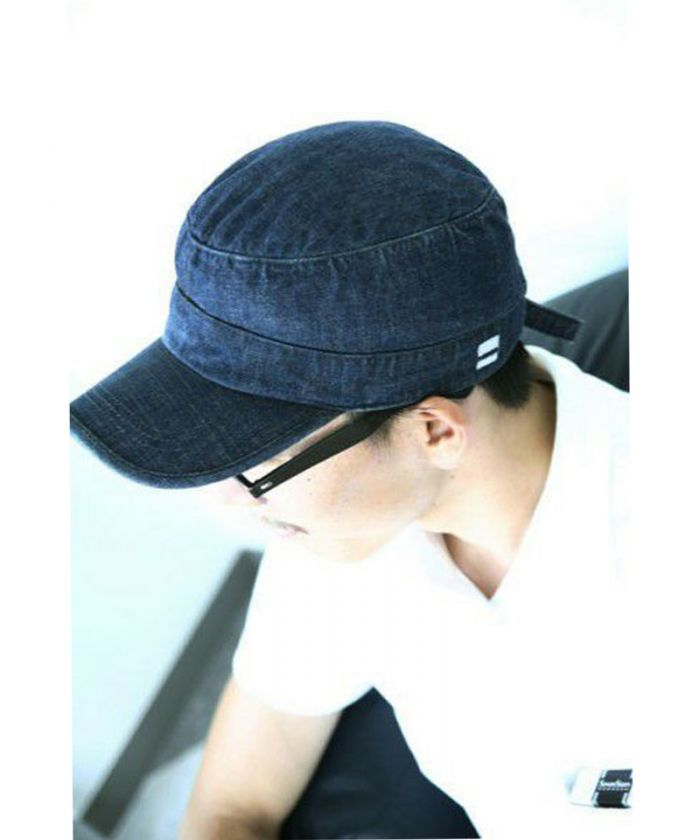 SJ002 Going to Battle (GTB) Denim Work Cap