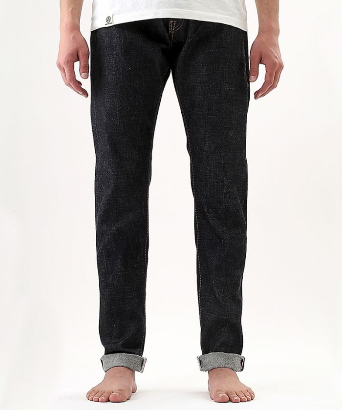 0405-V 15.7oz Selvedge Denim High Tapered