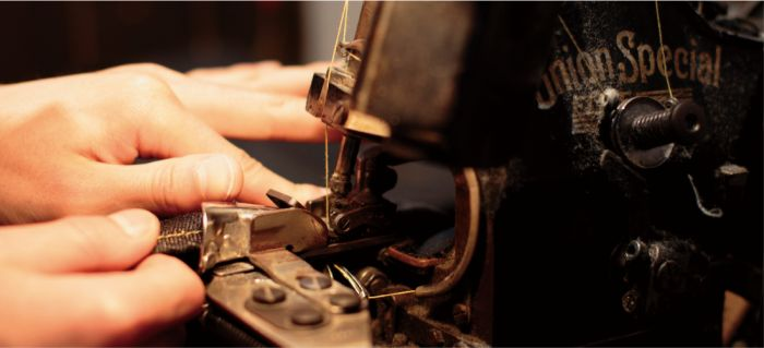 Chain-Stitch Hemming Service