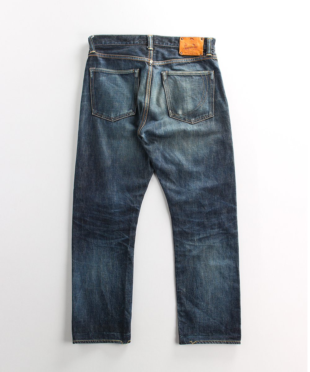 Momotaro Jeans, Faded Denim